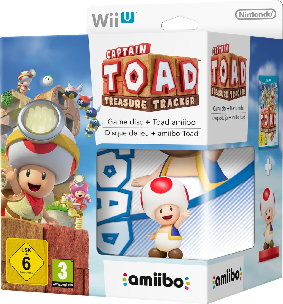 captain toad amiibo